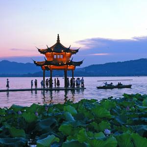 "G20相约西湖之畔,杭州将成""中国会客厅"""