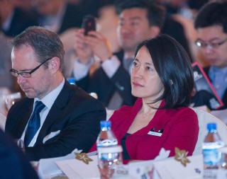 超过300位特邀嘉宾,经销商代表和科勒员工一同出席论坛